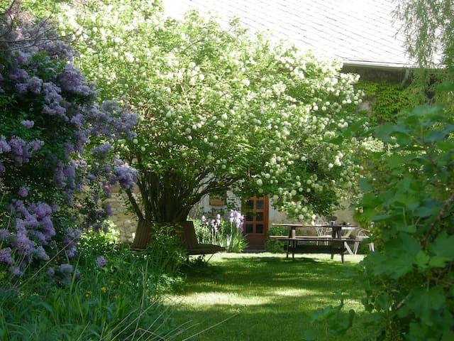 Petit logement à la campagne - Le Noyer - Flat