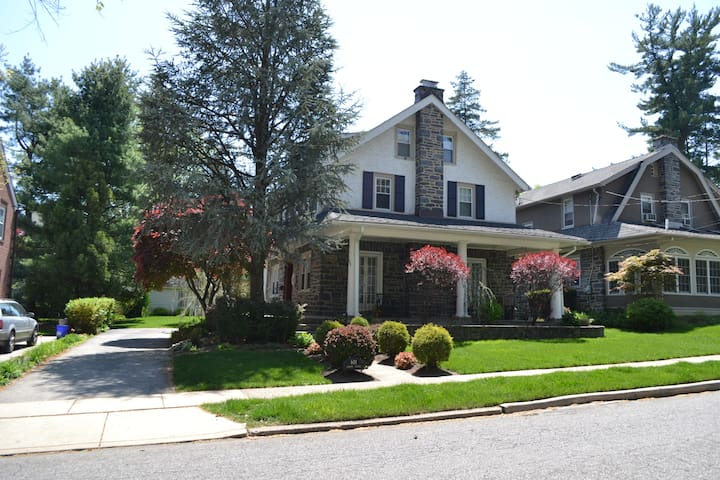 Perfect Papal Visit Family Home - Havertown - Casa