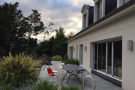 Superbe maison cadre campagne - Montgermont - Dům