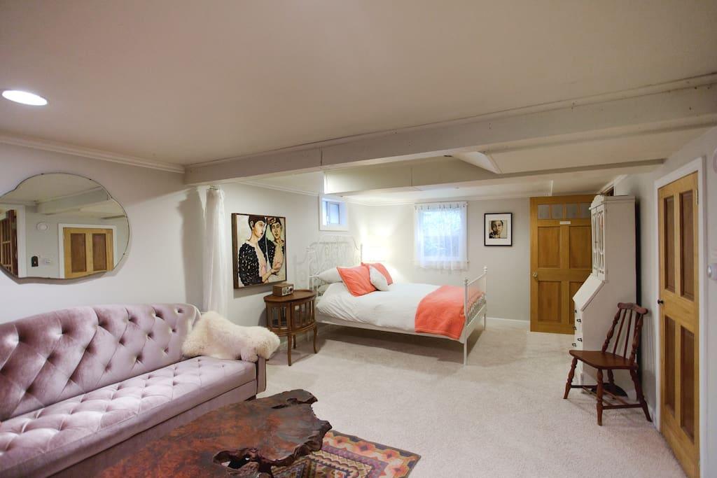 Perfect studio apartment!