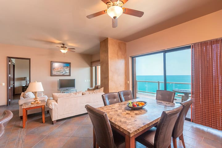 Las Palomas Cabrillo 1506 2 Bed 2 Bath Ocean Views