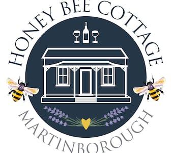 Honey Bee Cottage - Martinborough