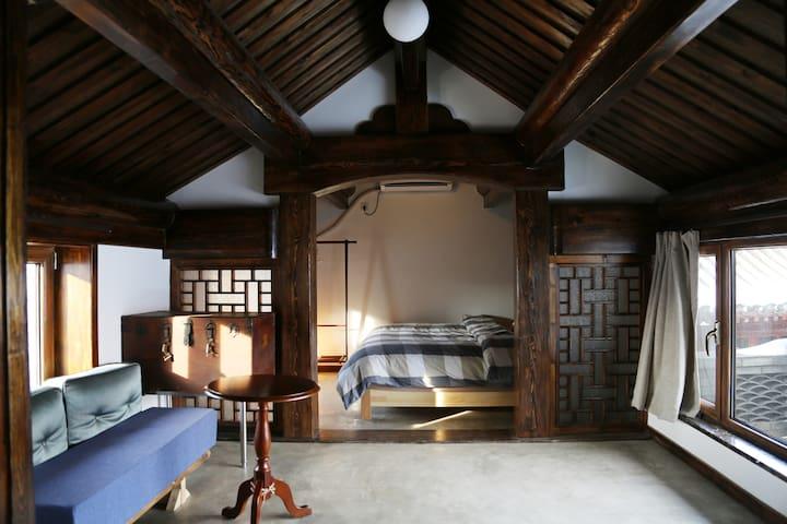 Traditional Private view suite|南锣鼓巷 - Pekin - Ev