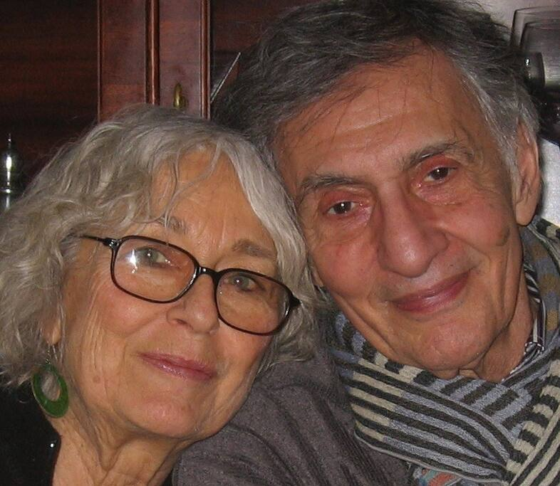 Lynn and husband Charlie
