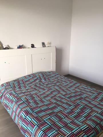 Chambre 15 m2 Aix La Duranne, proche gare TGV