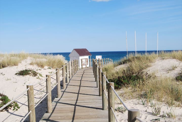 casa de praia c/ vista deslumbrante