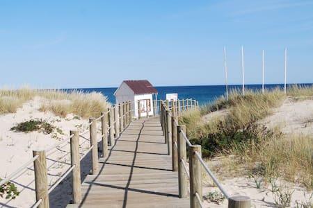 casa de praia c/ vista deslumbrante - Far - Casa