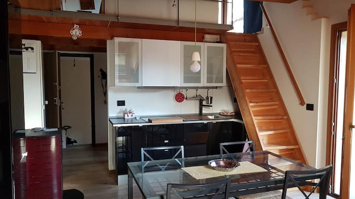 Chez la maison de GIGI - Aosta