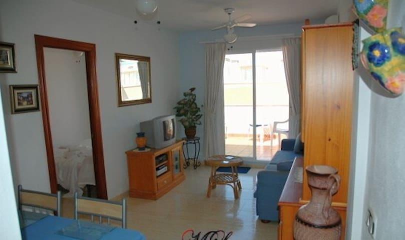 Appartement à 150m de la plage (Ref. VFT/AL/00098)