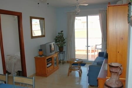 Apartment 150m from the beach (Ref. VFT/AL/00098) - Roquetas de Mar - Appartement