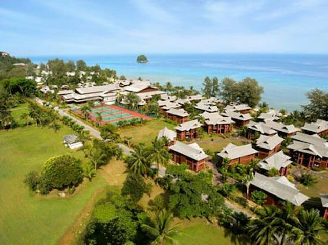Affordable Hotel/Resort Room(s). - Berjaya Tioman Beach Resort - Chalet