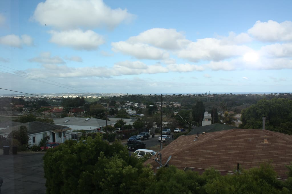 ocean view from master.
