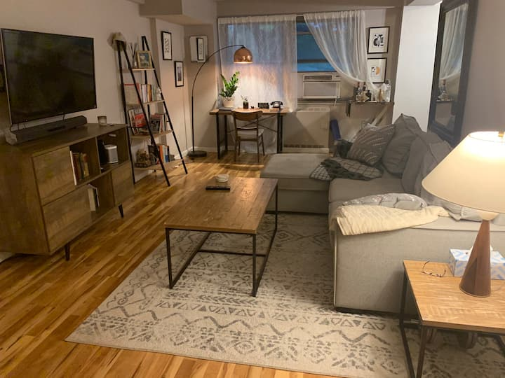 Room/Entire Apartment in the East Village