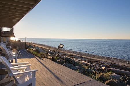 West Beach House - Whidbey Island - Oak Harbor - Casa
