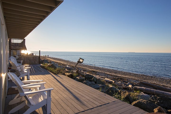 West Beach House - Whidbey Island