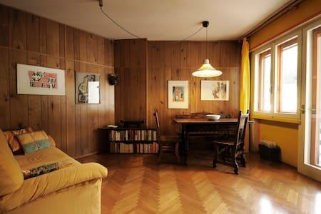 Splendida casa davanti alle piste - Madesimo - Huoneisto