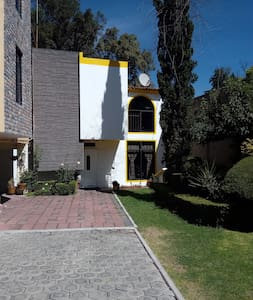 NICE ROOMS, EXCLUSIVE AREA IN TLAXCALA!!!