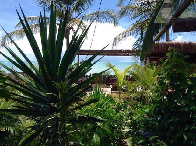 Suite Da Praia - Ocean Front - Caraíva - Chalet