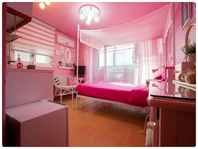 Double room4, Hanriver Guest, Pick-up service