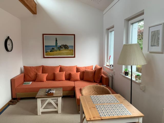 Schicke, helle Wohnung in zentraler Lage