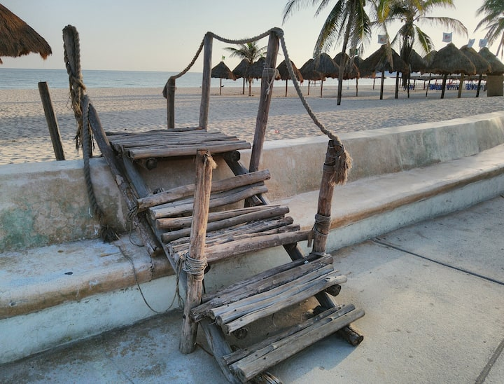 An amazing stay in Progreso, close to everything