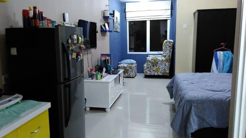 Apartment bassura city - East Jakarta - Flat