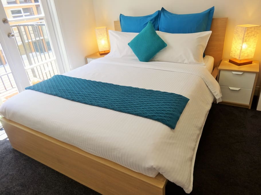 Linen and towels are provided for your stay.