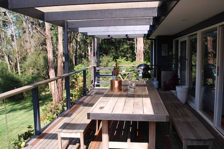 Peaceful and Stylish Red Hill Getaway - Red Hill South - Ház