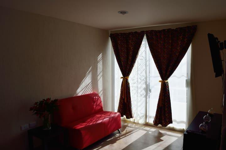 Departamento comodo y nuevo en Bugambilias, Puebla - Heroica Puebla de Zaragoza - Apartment