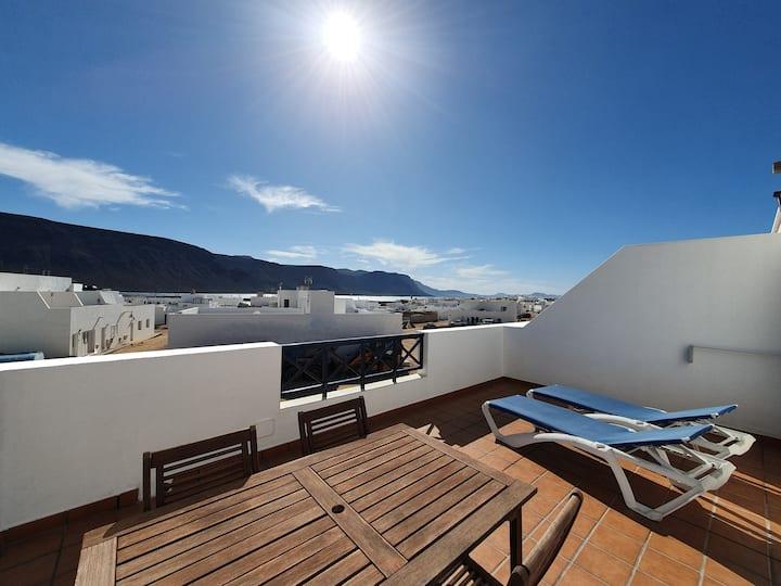 Apartamento Graciosamar 6 - La Graciosa Lanzarote