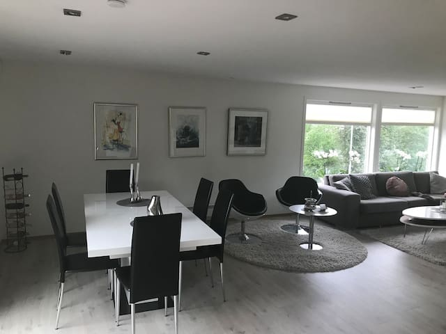 Stavanger ONS - Large house with 4 bedrooms