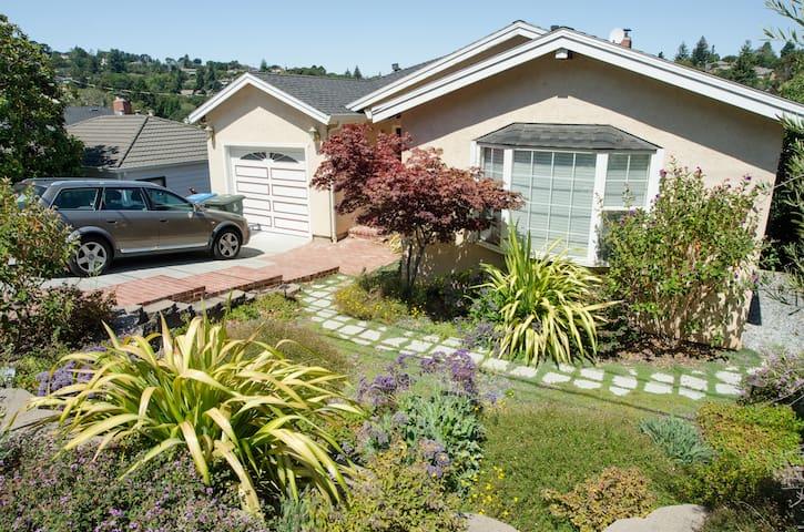 Great house in Belmont, CA - Belmont - Casa