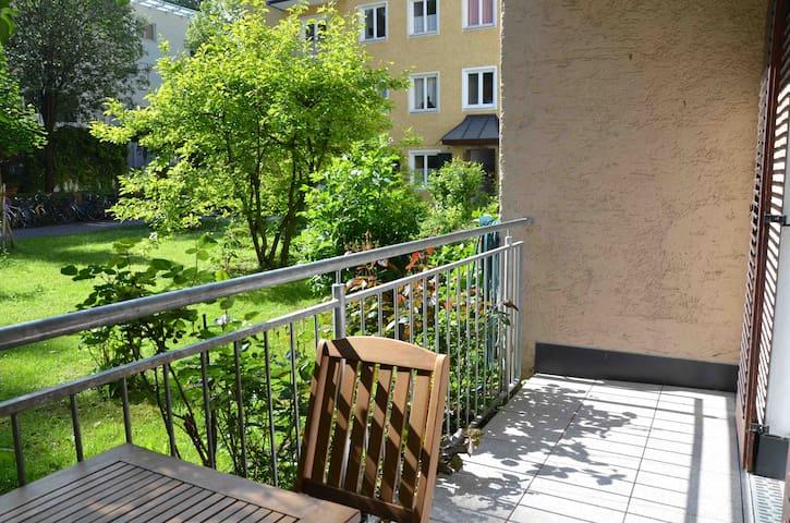 Flat in the heart of Salzburg - Salzburgo - Apartamento