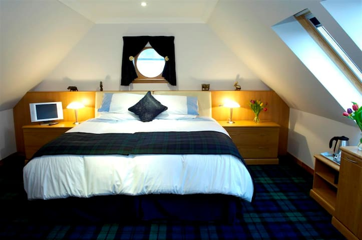 The Dormie House B&B, Prestwick - Prestwick - Bed & Breakfast