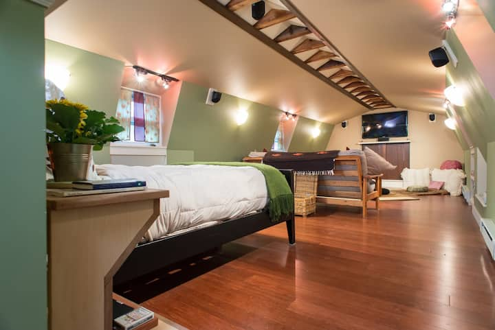 Tranquility Loft & Spa