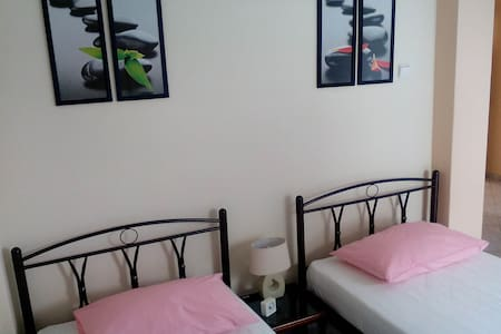 Comfortable flat near bus and metro - Peristeri