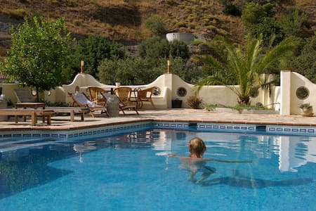 Lovely room with swimming pool and lovely views - Almuñécar