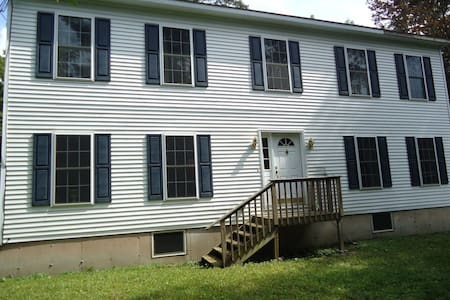 CATSKILL MTN,BEAUTIFUL HOUSE RENTAL - House