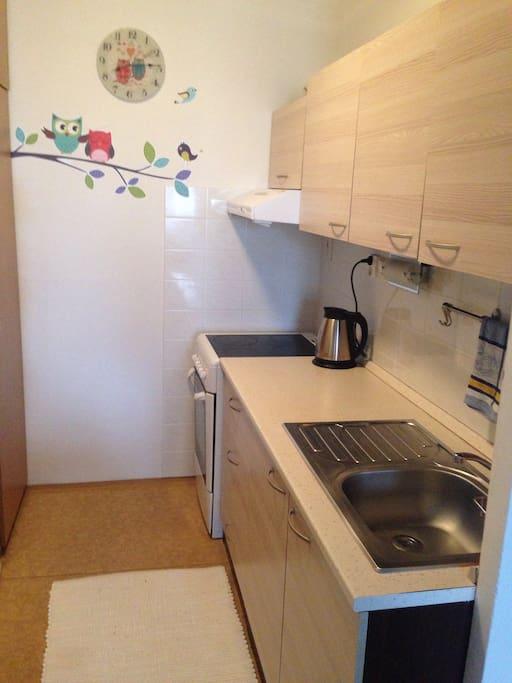 My kitchen ))