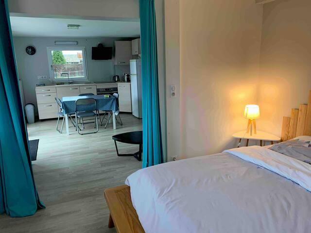 Appartement Passy Mt Blanc 4 personnes