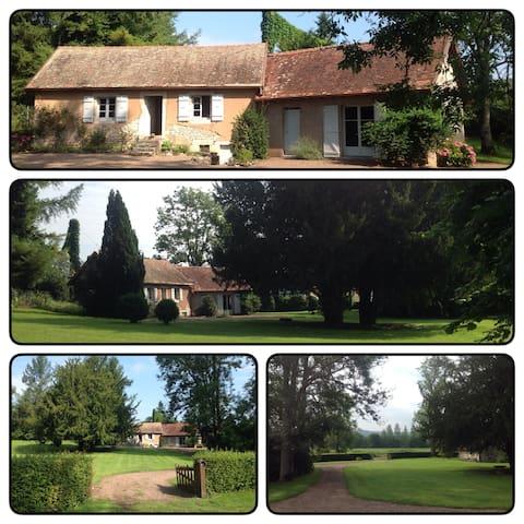 Les Graviers - Larians-et-Munans - Casa