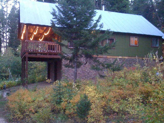 Peaceful Retreat Pine Tree Cabin