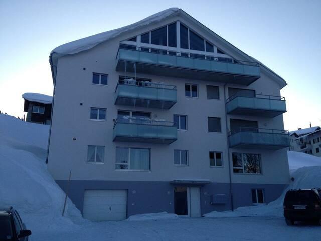 3.5-Zimmerwohnung Arvenstrasse 7 - Flums - Appartement