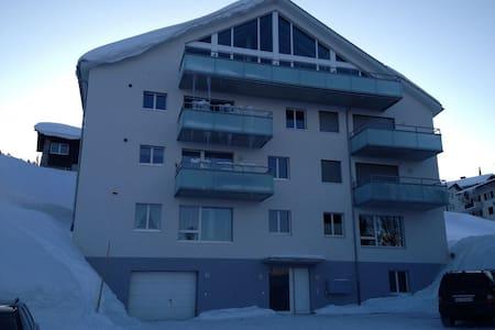 3.5-Zimmerwohnung Arvenstrasse 7 - Flums