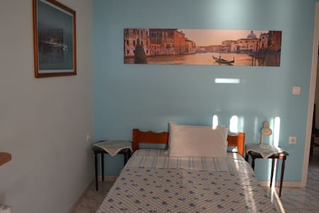 Thalasea room - Aegiali - Casa