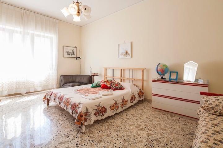 B&B panoramico a Salerno : Confort e tranquillita'