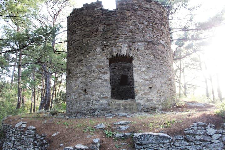 ΑΝΕΜΟΜΥΛΟΣ (windmill house)