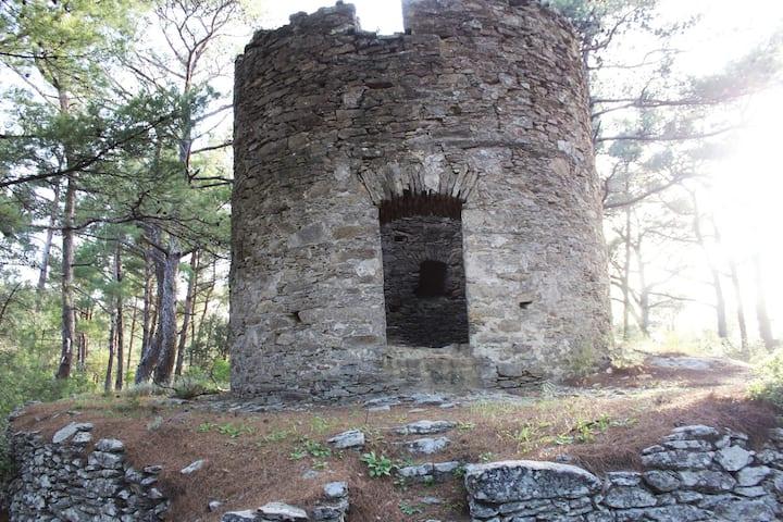 Ανεμόμυλος  (windmill house)