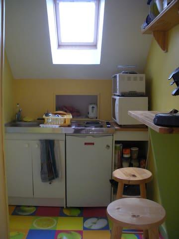 Appartement 2 chambres sur Allonnes - Allonnes - House