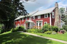 Classic VT mountain home